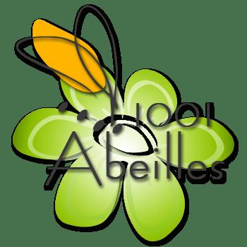1001 Abeilles Logo
